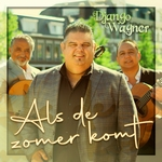 Django Wagner - Als De Zomer Komt  CD-Single