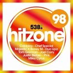 Hitzone 98   CD