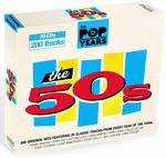 The Pop Years 1950 - 1959 (Slim Boxset)  10CD box-set