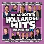 De Grootste Hollandse Hits - Zomer 2021   CD