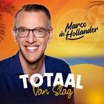 Marco de Hollander - Totaal Van Slag  CD-Single