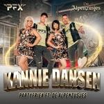 PartyfrieX ft. Alpenzusjes - Kannie Dansen  CD-Single