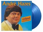 Andre Hazes - 'n Vriend  Ltd blauw  LP