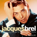 Jacques Brel -  His Ultimate Collection  LP