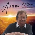 Willem den Brabander - Als de zon  CD-Single