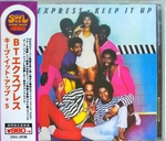 B.T. Express - Keep It Up  Ltd. + 5 Bonus Track  CD