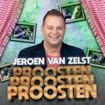 Jeroen Van Zelst - Proosten Proosten Proosten  CD-Single