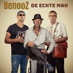 Benooz - De echte man  CD-Single