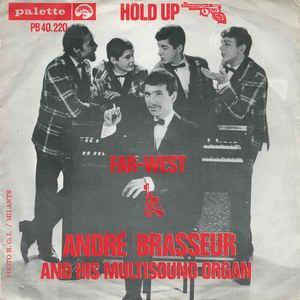 André Brasseur And His Multi-Sound Organ ?- Hold Up