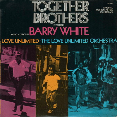 Love Unlimited Orchestra-The 20th Century Records Albums (1973-1979)- together brothers-specialcdshop.nl-