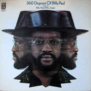 Billy Paul 360 Degrees of Billy Paul SACD
