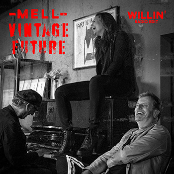 Mell & Vintage Future - High On Love